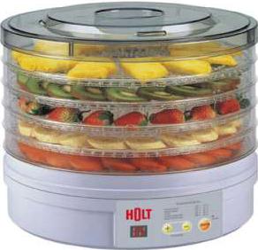 Сушка для овощей и фруктов Holt HT-FD-001w - общий вид