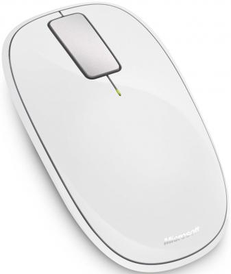 Мышь Microsoft Explorer Touch Mouse White (U5K-00039) - общий вид