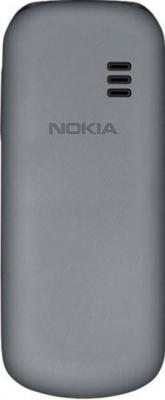 Мобильный телефон Nokia 1280 Gray - задняя панель