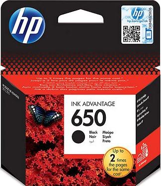 Картридж HP 650 (CZ101AE) - общий вид