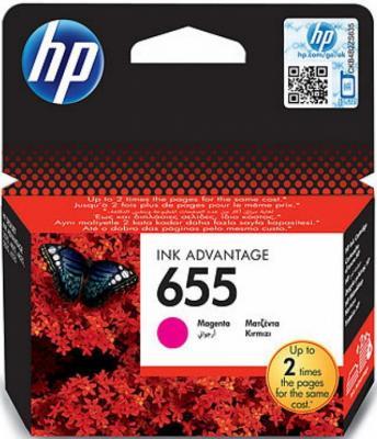 Картридж HP 655 (CZ111AE) - общий вид