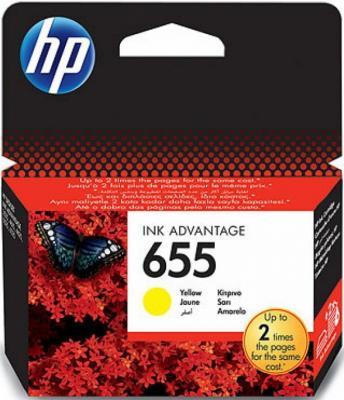 Картридж HP 655 (CZ112AE) - общий вид