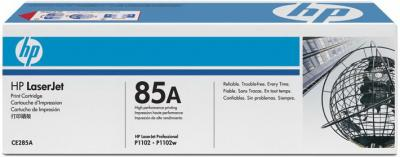 Комплект тонер-картриджей HP 85A (CE285AD) - общий вид