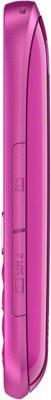 Мобильный телефон Nokia Asha 200 Pink - боковая панель