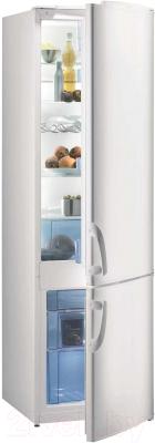 Холодильник с морозильником Gorenje RK41200W