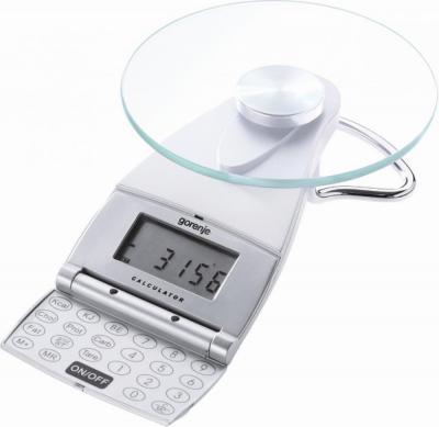 Кухонные весы Gorenje KT03NC - вид спереди