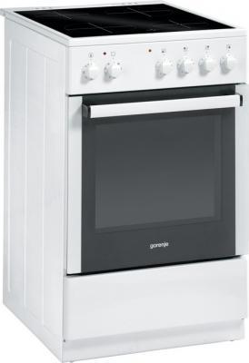 Кухонная плита Gorenje EC55103AW - общий вид