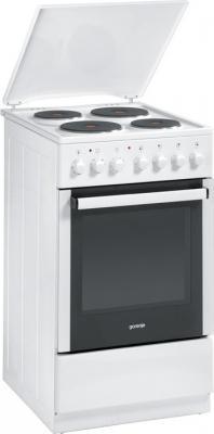 Кухонная плита Gorenje E55203AW - общий вид