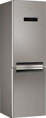 Холодильник с морозильником Whirlpool WBV 3687 NFCIX - общий вид