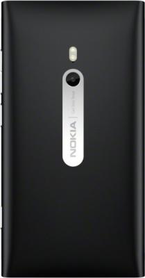 Смартфон Nokia Lumia 800 Matt Black - задняя панель
