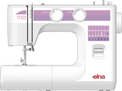 Швейная машина Elna 1110 - общий вид