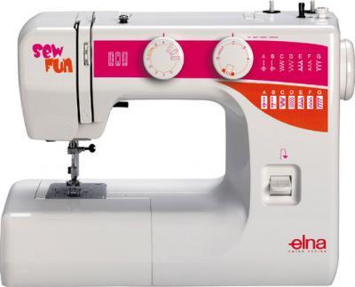 Швейная машина Elna 1000 SEW FUN - общий вид