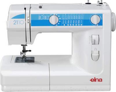 Швейная машина Elna 2110 - общий вид