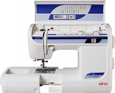 Швейная машина Elna 3210 - общий вид