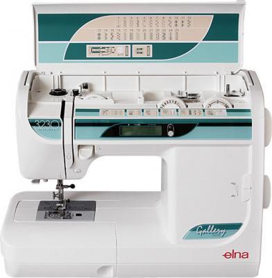 Швейная машина Elna 3230 - общий вид