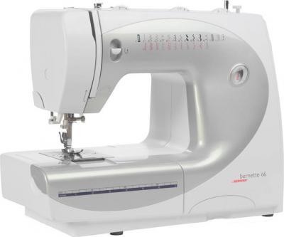 Швейная машина Bernina Bernette E66 - общий вид