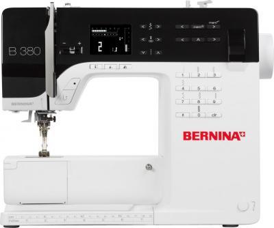 Швейная машина Bernina B 380 - общий вид