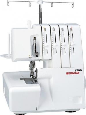 Оверлок Bernina 870D - общий вид
