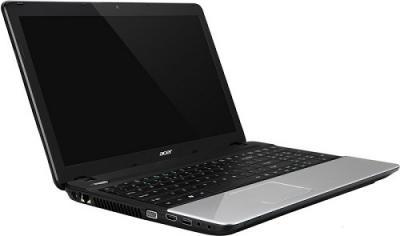 Ноутбук Acer Aspire E1-571G-B9704G50Mnks (NX.M0DEU.003) - Вид сбоку 2