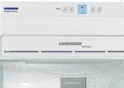 Морозильник Liebherr GN 2723 Comfort - панель управления