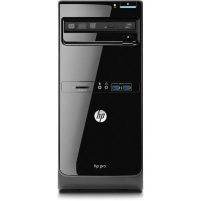 Системный блок HP Pro 3500 MT (QB288EA) - спереди