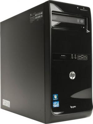 Системный блок HP Pro 3500 Microtower PC (QB292EA) - общий вид