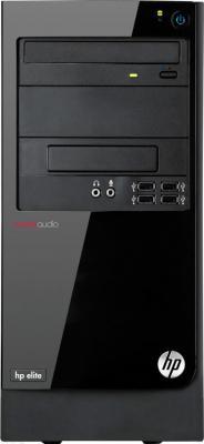 Системный блок HP Elite 7300 Microtower PC (XT241EA) - общий вид
