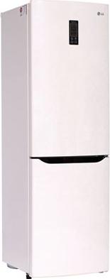 Холодильник с морозильником LG GA-B409SEQA - общий вид