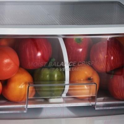 Холодильник с морозильником LG GA-B409SEQA