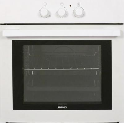 Газовый духовой шкаф Beko OIG 14101 W - общий вид