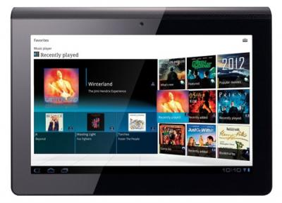 Планшет Sony Tablet S 16 Gb 3G (SGPT114RU/S) - Главная