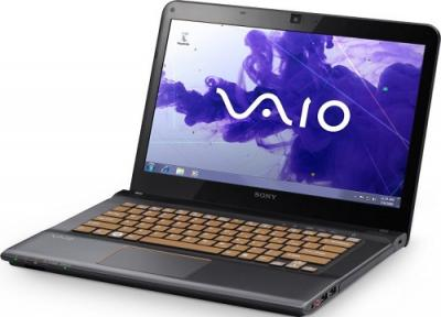 Ноутбук Sony VAIO SVE14A1X1RH - Главная