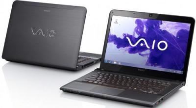 Ноутбук Sony VAIO SVE14A1X1RH - Вид с двух сторон 2