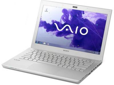 Ноутбук Sony VAIO SV-S1311L9R/S - повернут