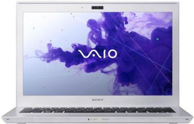 Ноутбук Sony VAIO SV-T1111Z9R/S - спереди