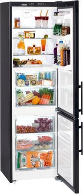 Холодильник с морозильником Liebherr CBNb 3913 - внутренний вид