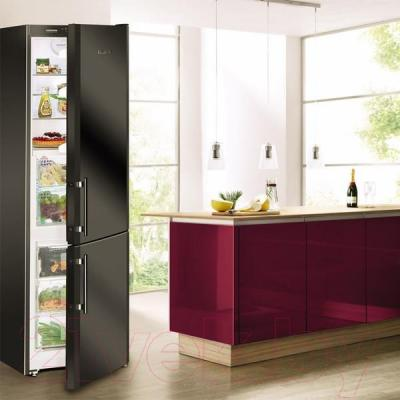 Холодильник с морозильником Liebherr CBNb 3913 - в интерьере
