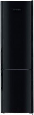 Холодильник с морозильником Liebherr CBNb 3913 - вид спереди