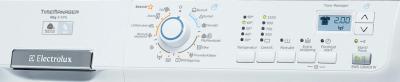 Стиральная машина Electrolux EWS126410W - кнопочная панель
