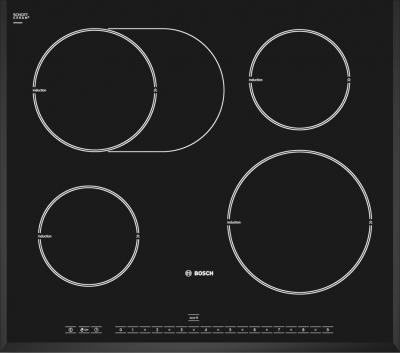 Индукционная варочная панель Bosch PIB651N14E - общий вид