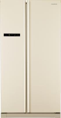 Холодильник с морозильником Samsung RSA1NTVB1 - общий вид