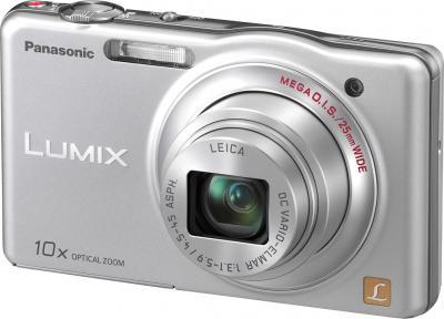 Компактный фотоаппарат Panasonic Lumix DMC-SZ1EE-S - общий вид