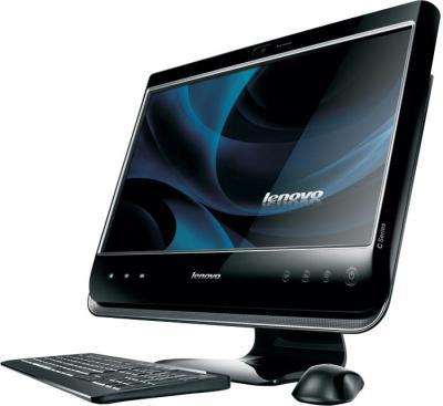 Моноблок Lenovo IdeaCentre C200 (57307024) - общий вид