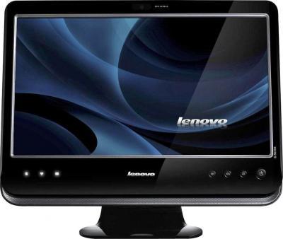 Моноблок Lenovo IdeaCentre C200 (57307024) - фронтальный вид (моноблок)