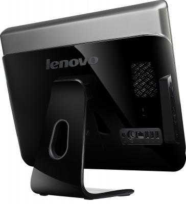 Моноблок Lenovo IdeaCentre C200 (57307024) - вид сзади
