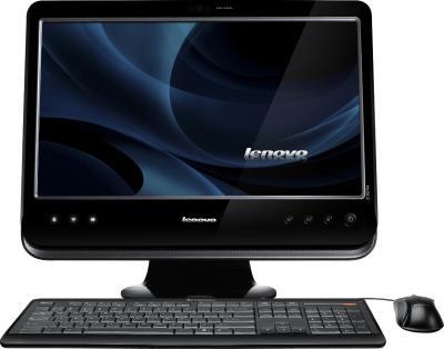 Моноблок Lenovo IdeaCentre C200 (57307024) - фронтальный вид