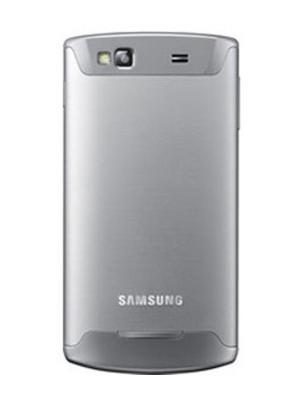 Смартфон Samsung S8600 Wave III White (GT-S8600 WSASER) - сзади