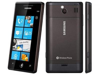 Смартфон Samsung i8350 Omnia W (GT-I8350 HKASER) - несколько