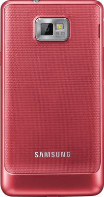 Смартфон Samsung i9100 Galaxy S II Pink (GT-I9100 OIASER) - задняя крышка