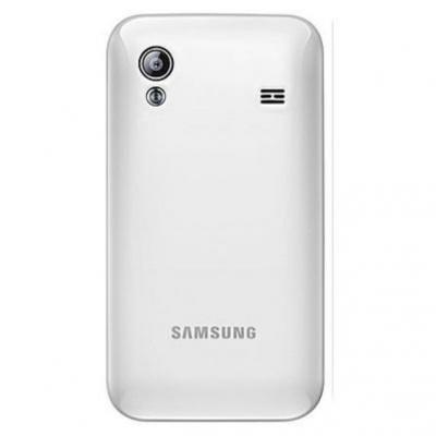 Смартфон Samsung S5830 Galaxy Ace White (GT-S5830 UWISER) - сзади